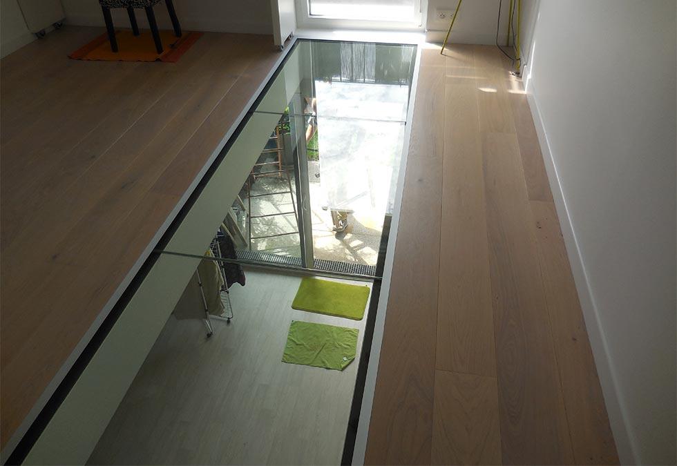 plancher de verre nantes angers rennes st nazaire cholet r alisation de plancher en verre. Black Bedroom Furniture Sets. Home Design Ideas